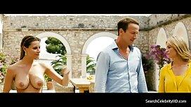 الملاعين زوجين جميل في جو سكسي مصري نيج رومانسي